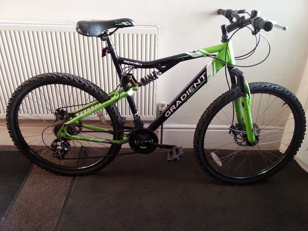 apollo gradient bike buy sale and trade ads great prices