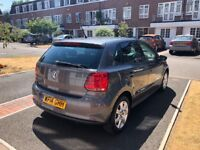 FOR SALE - 2014 VW Polo Match 1.2 TSI Dark Grey. Excellent condition and low mileage!