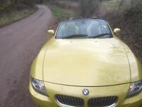 BMW Z4 3.0 Si MSport - low mileage