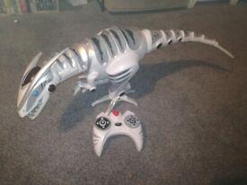 WowWee ROBORAPTOR with Remote Control - Dinosaur Raptor Toy