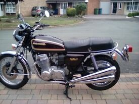 Gorgeous Honda CB750K7