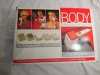Carmen retro deep heat massage made in UK full working order