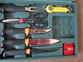 Fish preparation kit