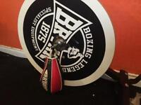 Bryan speed bag and mount