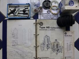 Classic car owners dream - SU and Stromberg Carburettor Kit