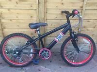 "Boy's bike Raleigh Striker 20"""