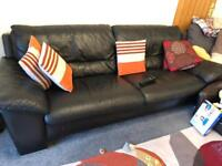 Leather Sofa - good condition