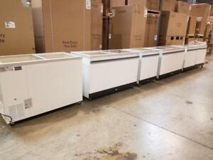 "BRAND NEW 31"" WIDE ICE CREAM OR GELATO CABINETS"