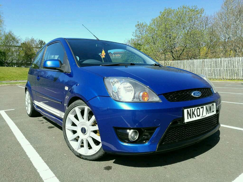 ford fiesta st 150 extras 3dr 2007 st150 in east kilbride glasgow gumtree. Black Bedroom Furniture Sets. Home Design Ideas