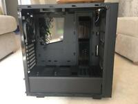 NZXT s340 PC case - Mid tower