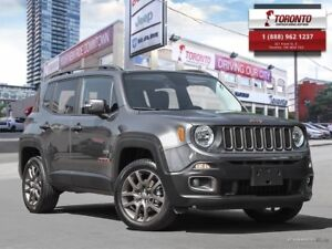2016 Jeep Renegade 75th