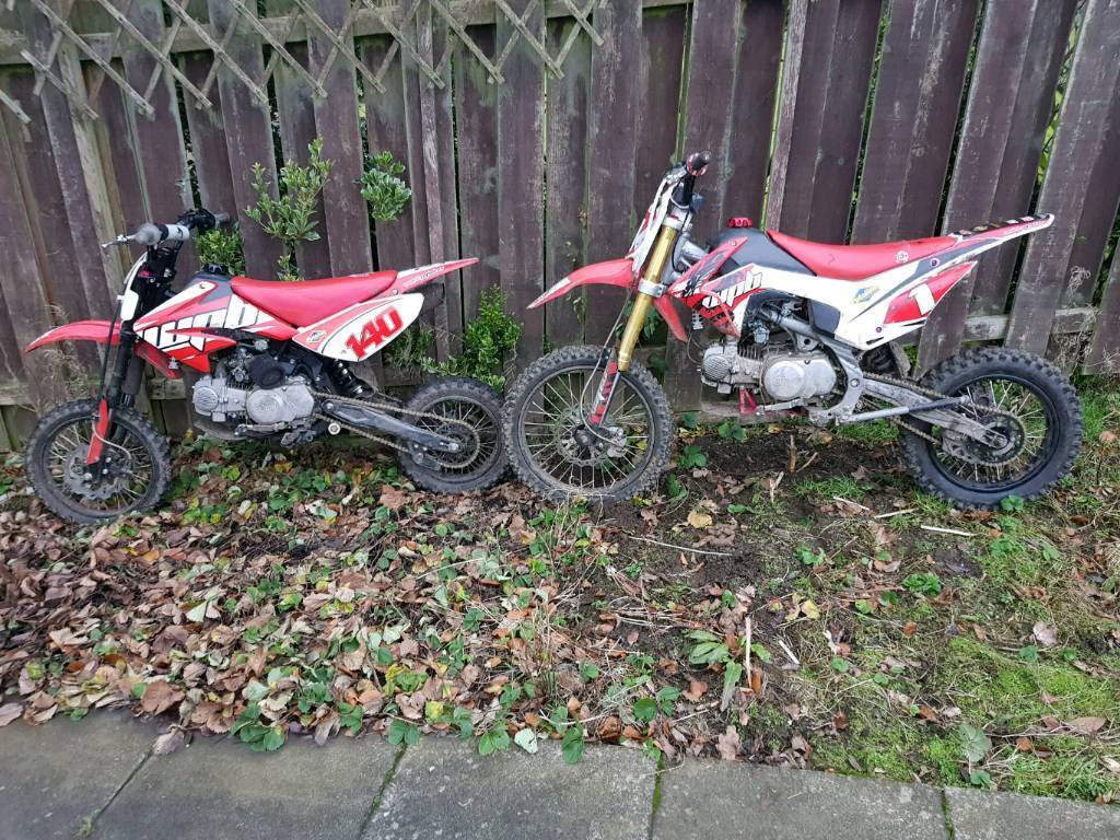 Welsh pitbikes