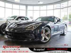 2014 Dodge SRT Viper ***DEALER OWNED***RARE COLOR***SHOWROOM CON