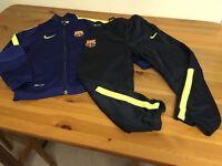 FC barcelona tracksuit