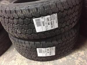 275/60/20 Goodyear Wrangler Adventure A/T *All-Terrain Tires*