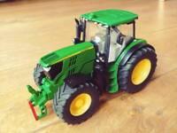 Siku John Deere 6210R 3282 1:32 Model Farm Tractor UNBOXED