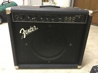 Fender guitar amp. Good condition