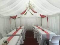 Kervi's Marquee hire