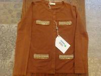 Cashmere Company Cardigan