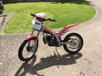 Beta 50cc trials bike