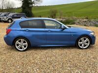2014 BMW 118 D M SPORT LOW MILES 1 series
