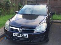 2004 mk5 Vauxhall Astra 1.7 cdti