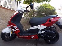 Peugeout speedfight 3 50cc