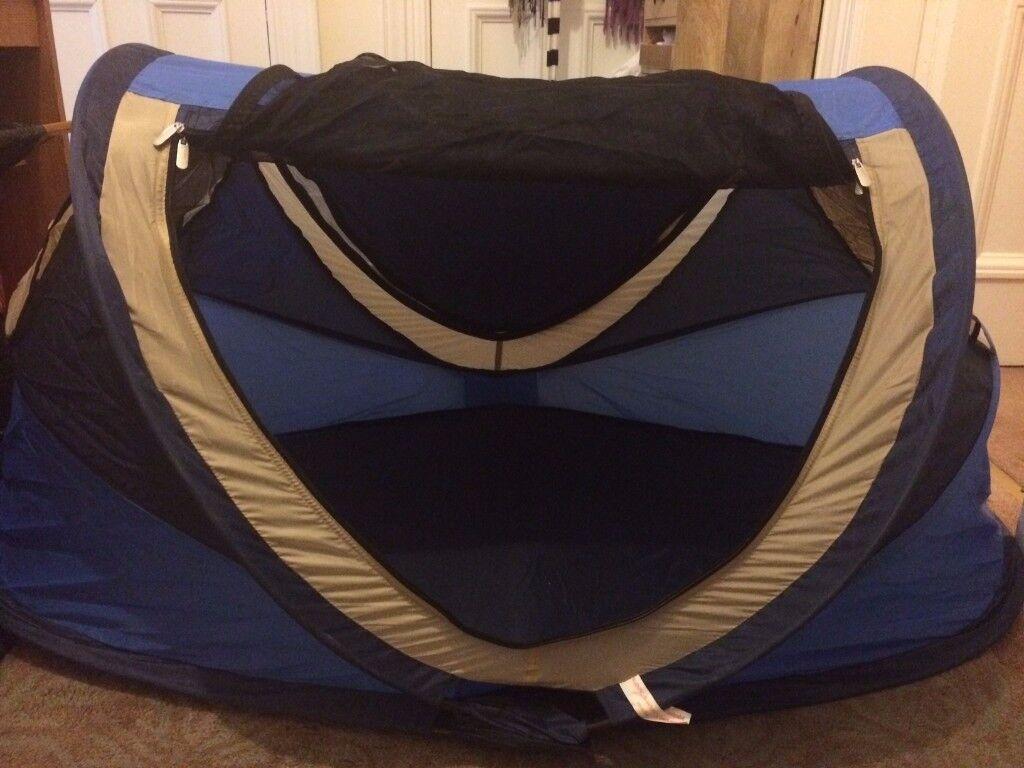 Nscessity sun essentials deluxe UV tent and travel centre