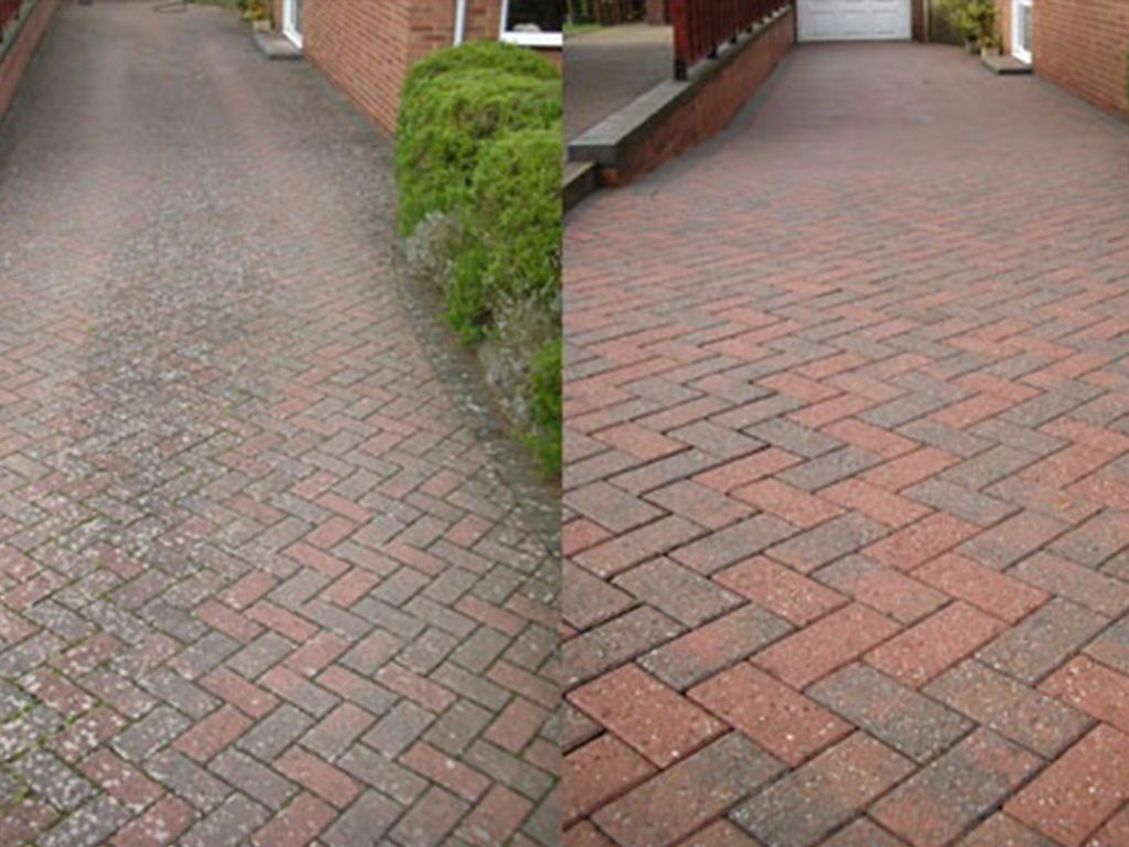 Driveway patio and Pressure washing cleaning services in all London and Essex areas