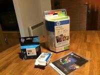 HP Printer Ink & Photo Paper