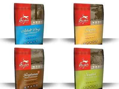 Orijen Hundefutter Getreidefrei Premium viele Sorten