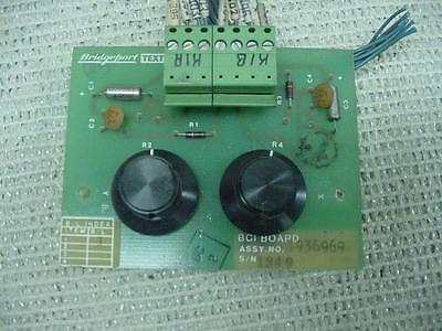 Bridgeport R2e4 Cnc Textron Bci Board 1936969 3-193-6969