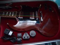 SWAP Gibson SG Standard High Performance Electric Guitar + Case SWAP