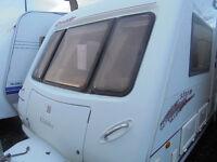 Elddis Swift ABBEY etc Caravans