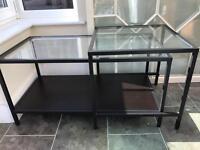 Ikea coffee side table