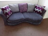 DFS sofa gorgeous design cost £1,895