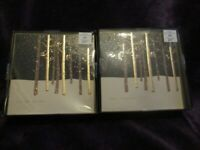 2 Brand New Packs of M&S Christmas Cards