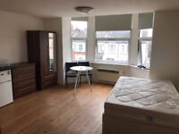 Studio flat in Brent for DSS/Housing Benefit applicants