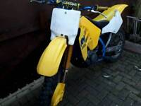 Suzuki rm 250 evo price drop quick sale needed