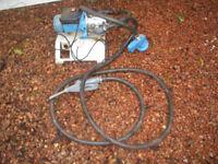 240V Transfer Pump