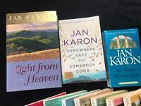 Jan Karon 'The Mitford Series'