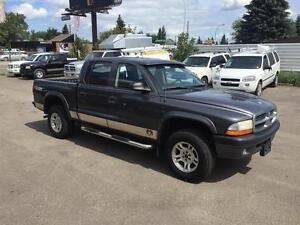 2004 Dodge Dakota Sport Plus Quad Cab 4WD