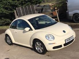 2008 08 VOLKSWAGEN BEETLE 1.6 LUNA - LOW MILEAGE - BARGAIN PRICE