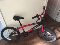 Boys Vibe Ignite BMX Bike