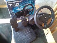 Thrustmaster T80 Racing Wheel PS3 / PS4