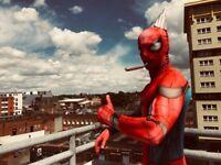 Spider-Man Kid's Party Entertainer