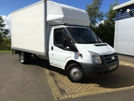 Ford Transit Luton Box Van with tail Lift 115 T350L RWD 3.5 T