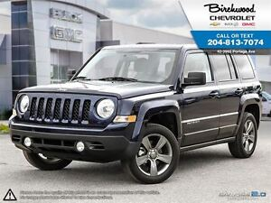 2015 Jeep Patriot High Altitude 4WD   LEATHER   SUNROOF