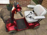 VOYAGER 4 MOBILITY SCOOTER RED