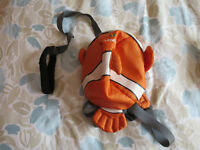 Clownfish Toddler Backpack with reins by Little Life